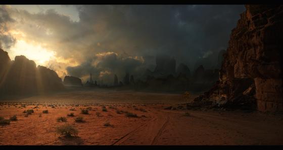 Desert Image Majora28 Deviantart